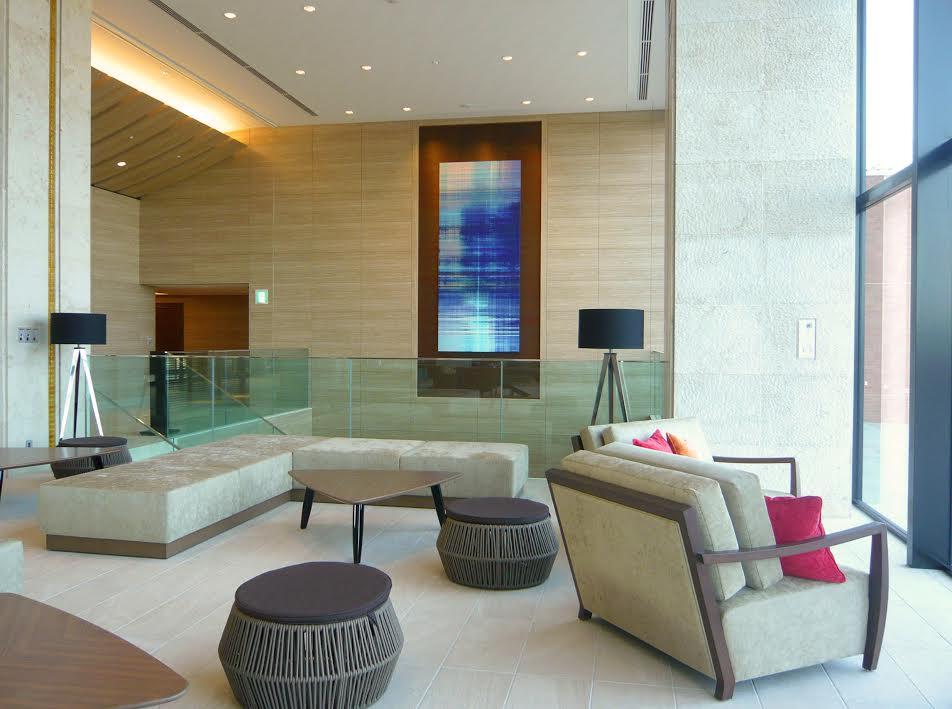 Hilton okinawa chatan resort hiroshi jashiki for Design hotel okinawa